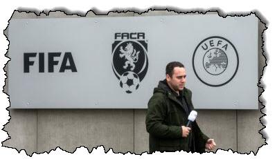 صورة ألقت الشرطة التشيكية القبض على 20 شخصا في تحقيق فساد في كرة القدم بأوروبا