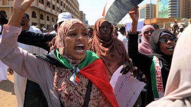 صورة إشعال حرب جديدة: الأطراف السودانية ترفض عقد صفقات مع إسرائيل في الشرق الأوسط