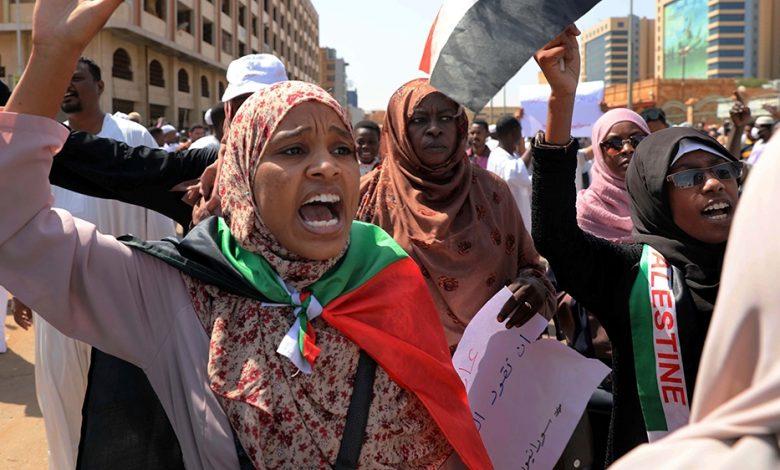إشعال حرب جديدة: الأطراف السودانية ترفض عقد صفقات مع إسرائيل في الشرق الأوسط