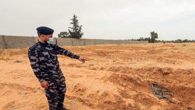 صورة العثور على 12 جثة في مقبرة جماعية في ليبيا بالشرق الأوسط