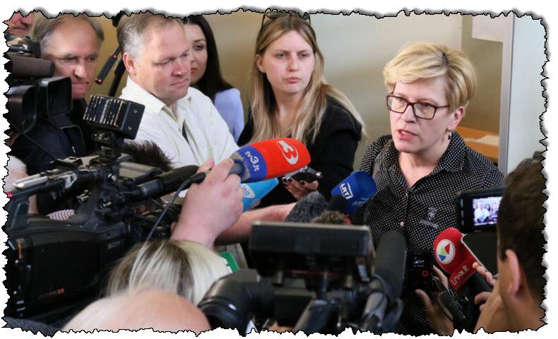 المعارضة من يمين الوسط تفوز بالانتخابات البرلمانية الليتوانية في ليتوانيا