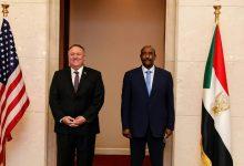 صورة الولايات المتحدة السودان توقع اتفاقية لاستعادة الحصانة السيادية
