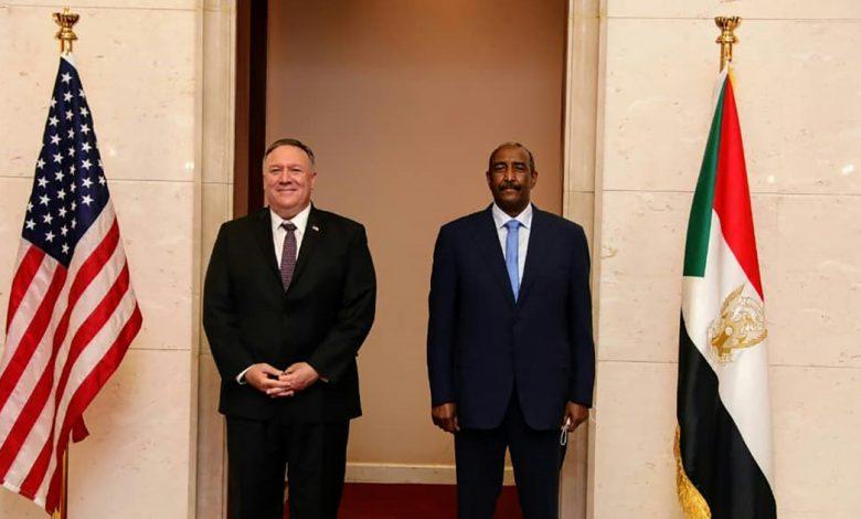 الولايات المتحدة السودان توقع اتفاقية لاستعادة الحصانة السيادية