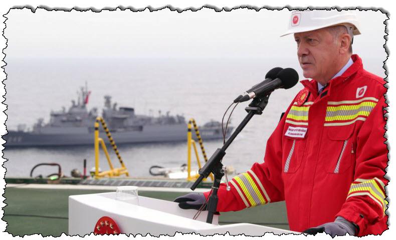 بعد الاكتشاف الجديد ، رفعت تركيا تقديراتها لحقل غاز البحر الأسود.
