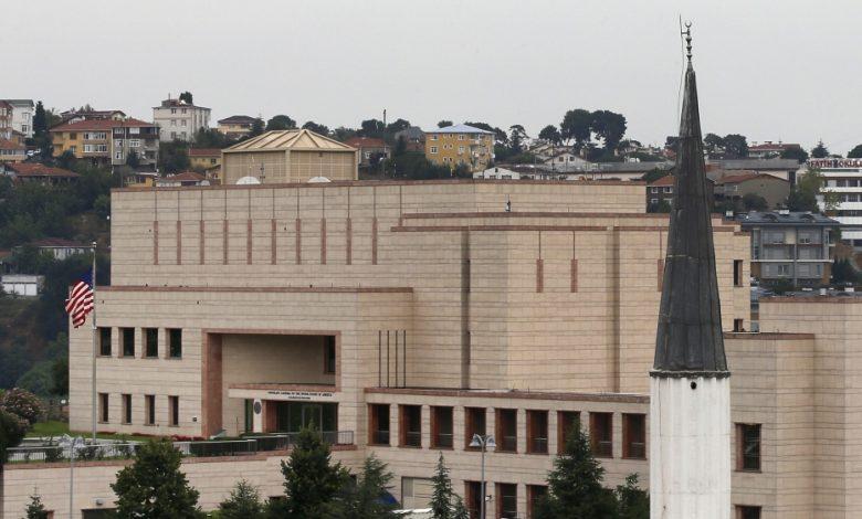 """تحذر السفارة الأمريكية في تركيا من تهديدات """"إرهابية"""" وخطف أتراك"""