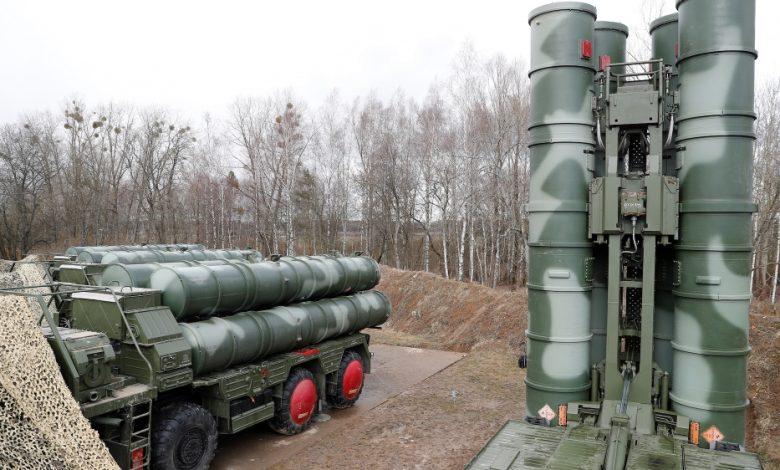 تركيا تختبر نظام الدفاع الروسي الصنع S-400 تركيا