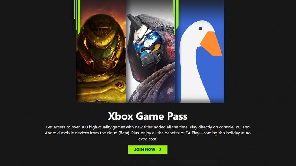 بطاقة لعبة Xbox.