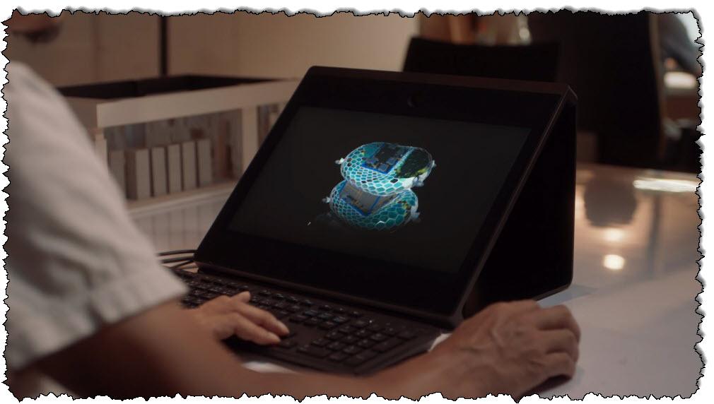 شاشة الواقع الفضائية من سوني