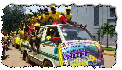 صورة سيصوت الغينيون لصالح غينيا في انتخابات رئاسية محكمة