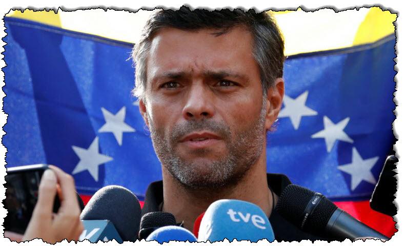 شخصيات معارضة فنزويلية تترك كاراكاس ملجأ في الخارج في فنزويلا
