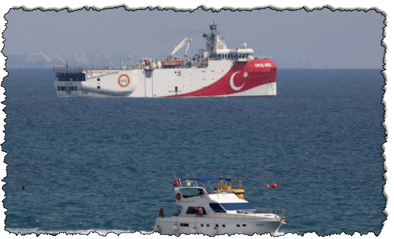 شرق البحر المتوسط: اليونان وقبرص يسعيان لمزيد من ضغوط الاتحاد الأوروبي لوقف تركيا | أوروبا