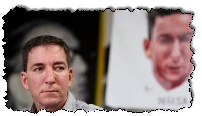 صورة غرينوالد يستقيل من الولايات المتحدة وكندا بسبب المراجعة