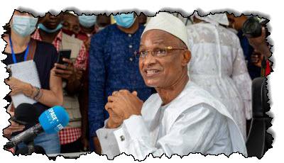صورة غينيا: قال ديالو إنه فاز في الجولة الأولى ، ودعت الوكالة الانتخابية إلى غينيا باطلة
