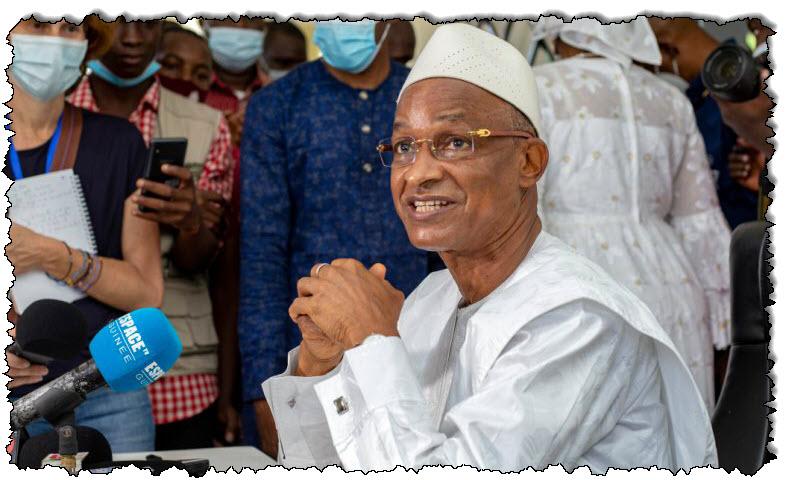 غينيا: قال ديالو إنه فاز في الجولة الأولى ، ودعت الوكالة الانتخابية إلى غينيا باطلة