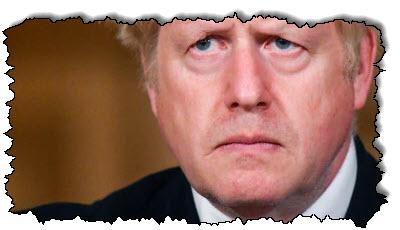 """صورة قال رئيس الوزراء البريطاني بوريس جونسون إن على بريطانيا الاستعداد لخروج بريطانيا من الاتحاد الأوروبي """"بدون صفقة"""""""