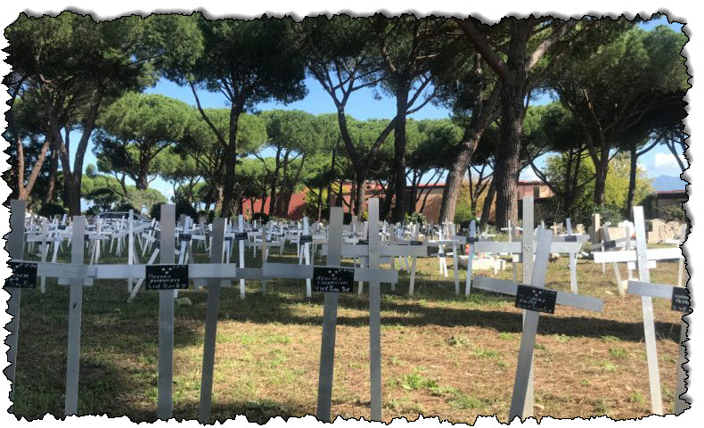 """""""قبر الجنين"""" في إيطاليا يثير الجدل حول الإجهاض مجددًا الأخبار الإيطالية"""