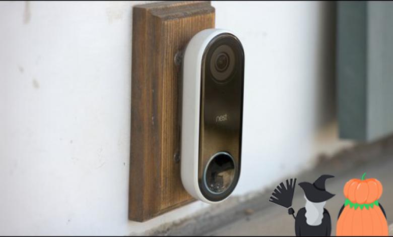 كيفية تمكين صوت الهالوين في جرس باب الفيديو Nest Hello
