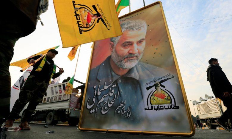 """لدى الفصائل الموالية لإيران والولايات المتحدة هدنة """"قصيرة الأمد"""" في العراق"""