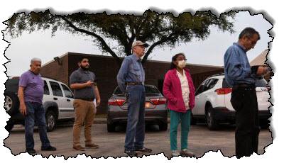 صورة محكمة تكساس تحظر القيود المفروضة على صناديق الاقتراع البريدية | محكمة تكساس بالولايات المتحدة وكندا