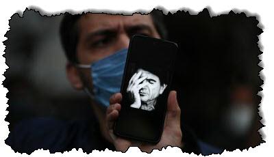 صورة محمد رضا شجريان: متى تتوقف الساعة الإيرانية   الشرق الأوسط