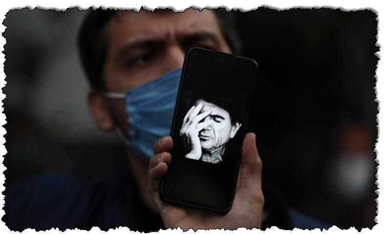 محمد رضا شجريان: متى تتوقف الساعة الإيرانية   الشرق الأوسط