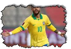 صورة نيمار يسجل رقما قياسيا ويتفوق على رونالدو بصفته هداف المنتخب البرازيلي