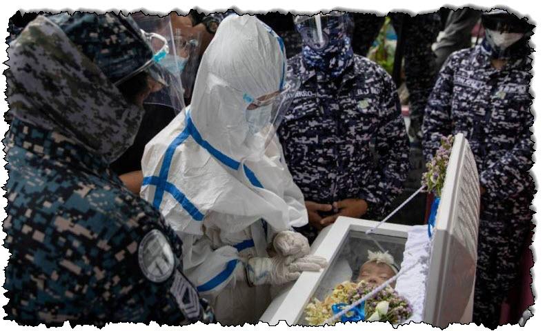 نشطاء حقوقيون وشرطة الناشط دوتيرتي في شد الحبل في الفلبين