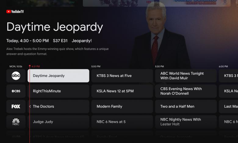 يحل Chromecast مع Google TV أكبر إزعاج على YouTube TV - خبراء التعليقات