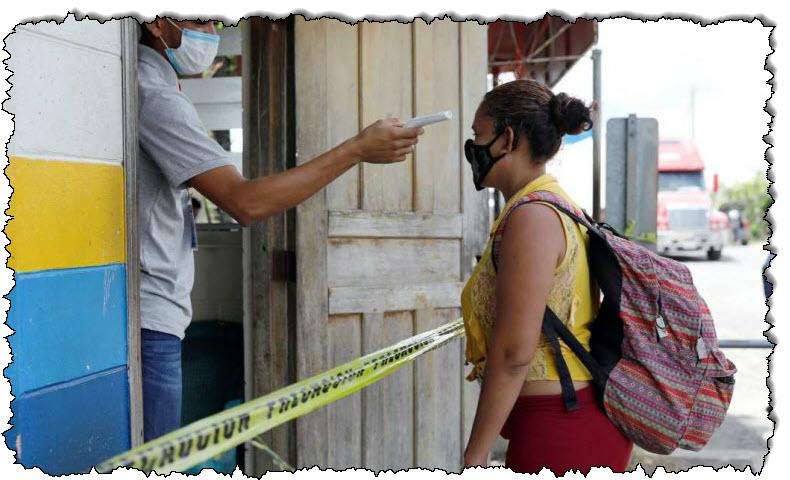 """""""لا وظيفة"""": الألم الاقتصادي لأمريكا الوسطى يعمق أخبار غواتيمالا"""