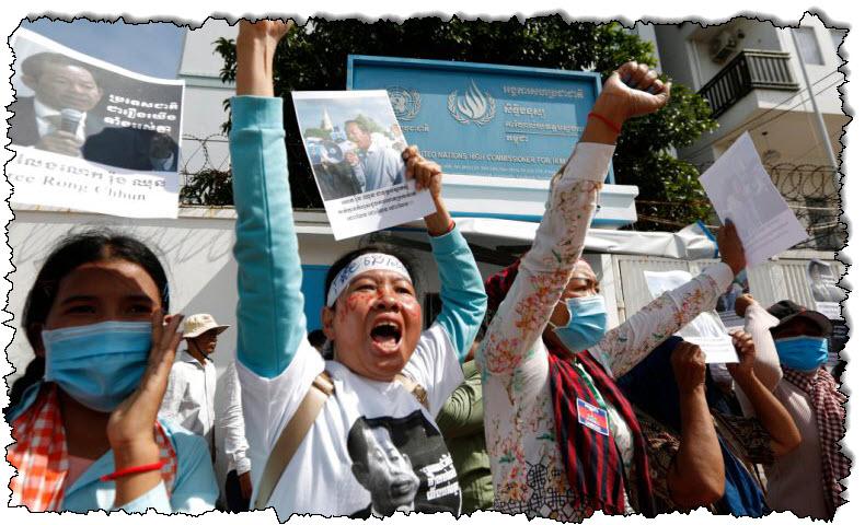 في مواجهة قمع هون سين ، وصلت معارضة كمبوديا إلى طريق مسدود في كمبوديا