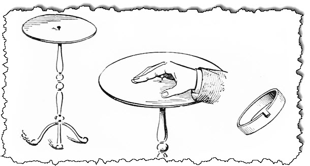 الشكل 27.- تقنية رفع الطاولة. مقتطف من كتاب