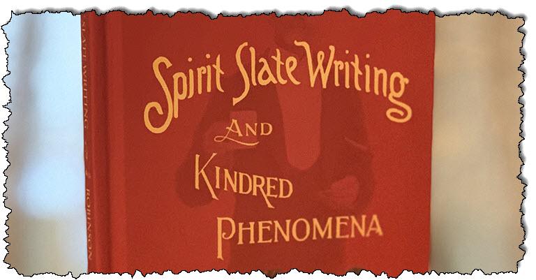 كل ما تحتاج لمعرفته حول كتابة Spirit Slate ، وبالطبع ظاهرة القرابة