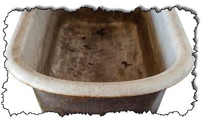 صورة في حالة عدم معرفتك ، قد يكون حوض استحمام هوديني ملكك