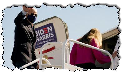 صورة الانتخابات الأمريكية: حملة ترامب وبايدن في الولاية التي يريدان قلبها   الولايات المتحدة وكندا