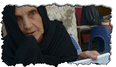 """صورة """"لا أحد يهتم"""": أم أفغانية تعتقل ابنها آسيا في جوانتانامو"""