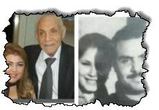 صورة مها أحمد تتذكر ذكرياتها عن والده الراحل برسالة مؤثرة
