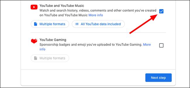 جوجل الوجبات الجاهزة يوتيوب