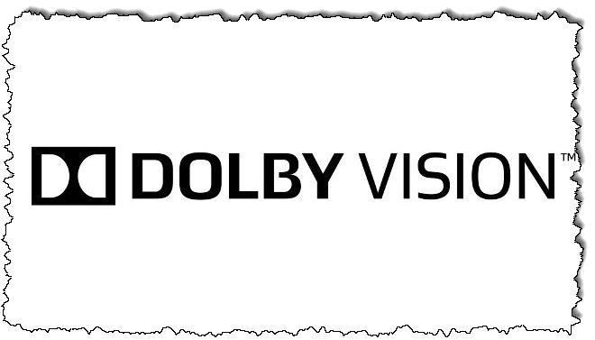 شعار Dolby Vision