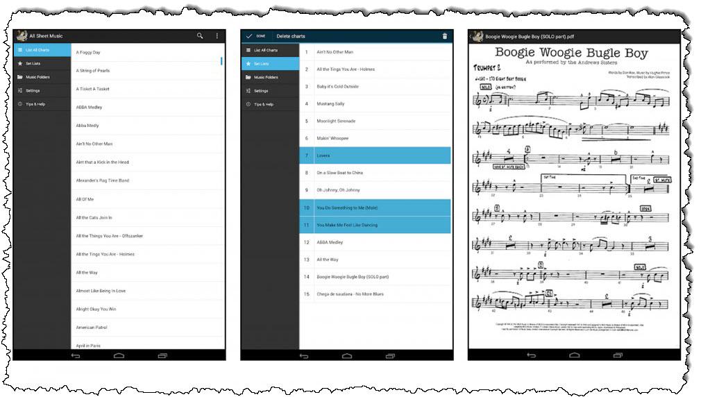 تطبيق Orpheus لمستخدمي Android