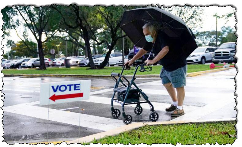 الحملة تدخل الأسبوعين الأخيرين: أخبار الانتخابات الأمريكية في الولايات المتحدة وكندا