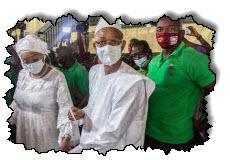 صورة مراقبو الاتحاد الأفريقي والجماعة الاقتصادية لدول غرب أفريقيا يقولون إن الانتخابات في غينيا جرت بشكل صحيح غينيا