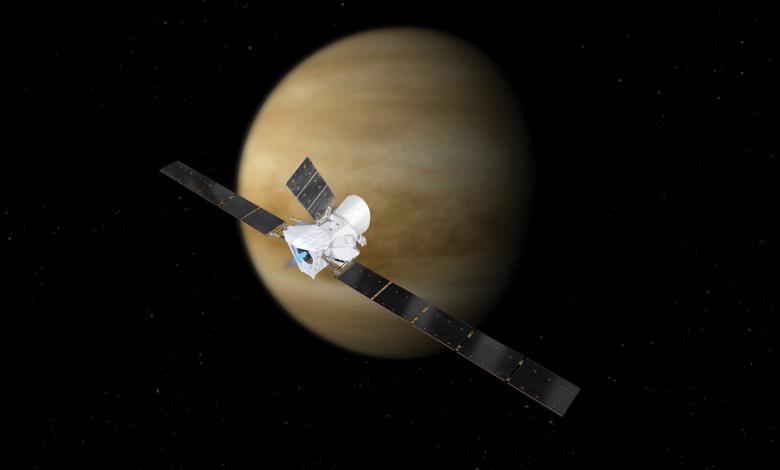 المركبة الفضائية BepiColumbo استخدمت كوكب الزهرة لإبطاء رحلتها إلى عطارد - تعليق المهوس