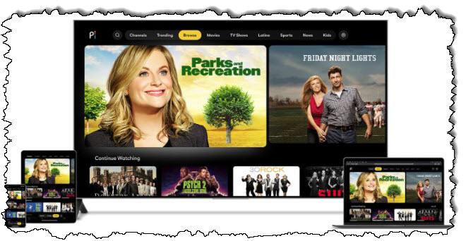 برامج تلفزيون الطاووس على أجهزة مختلفة