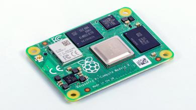 صورة يتوفر Raspberry Pi Compute Module 4 بحجم 2 بوصة مقابل 25 دولارًا فقط – Critique Geek