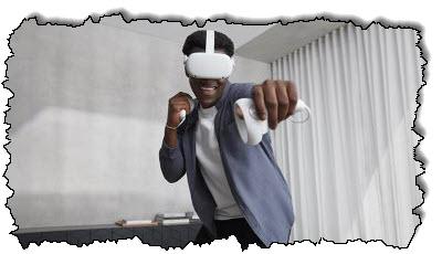 صورة لا يمكنك لعب ألعاب Oculus Go على Oculus Quest 2 – مراجعة المهوس