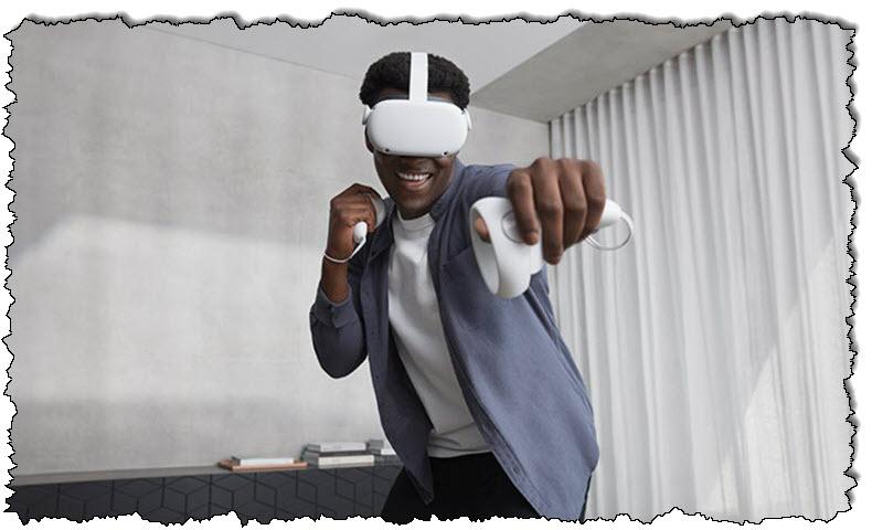لا يمكنك لعب ألعاب Oculus Go على Oculus Quest 2 - مراجعة المهوس