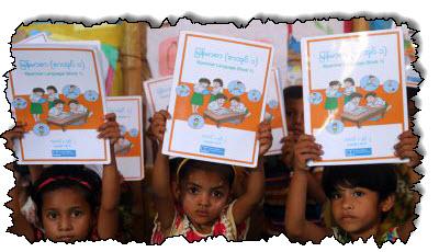 صورة تعهد المانحون الدوليون بتقديم ما يقرب من 600 مليون دولار أمريكي لدعم الروهينجا | آسيا والمحيط الهادئ