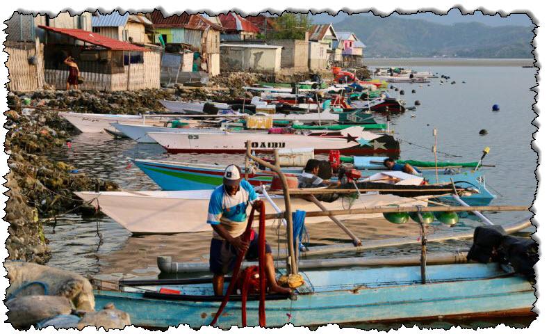 جزيرة المرجان: كيف بنى باجاو في إندونيسيا منزلاً   إندونيسيا