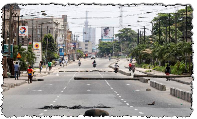 تهدأ التوترات في نيجيريا بعد أيام من الاضطرابات في نيجيريا