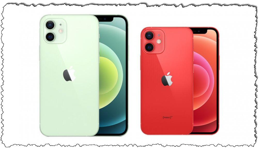 صور iPhone 12